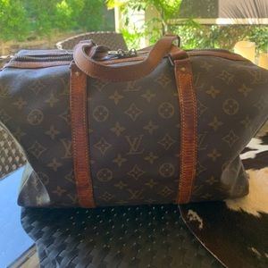 Louis Vuitton Sac Souple 35 Duffel